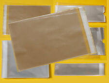 Clear Cello Bags - Cellophane Display Bag Tiny Gifts, Jewellery, Badges etc
