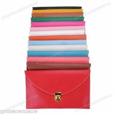 Womens Envelope Clutch Chain Purse Lady Handbag Tote Shoulder Hand Bag 14 Colors