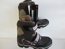 donna Reebok Thinsulate canyonaro Stivali a strappo rosa/Marrone 7F j19370 (MR)