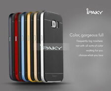 iPAKY PC+TPU Hybrid Bumper Back Cover For All Samsung,Apple,Lenovo,Xiaomi Models
