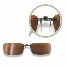 Driving Polarized Enem Day Night Vision Clip-on Metal Clip Sunglasses