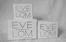 EVE LOM CLEANSER Sizes available 100ml, 50ml  New & Boxed+Muslin Cloth
