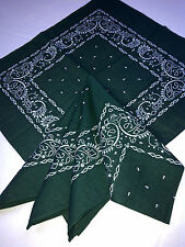 Bandana/Bandanna Paisley Patterned Handkerchief/Neckscarf Hair/Headtie/Wristband