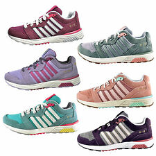 K Swiss SI-18 Trainer Womens Casual Retro Running Gym Fitness Trainers