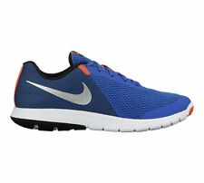 Nike Brand Mens Original R.Blue,Silver Flex Experience 5 Sports Shoes