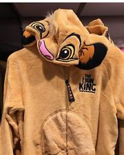 Ladies DISNEY SIMBA the LION KING Onesie All In One Pyjamas Pyjamas Primark