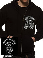 Official Sons Of Anarchy (Samcro) Hoodie - All sizes