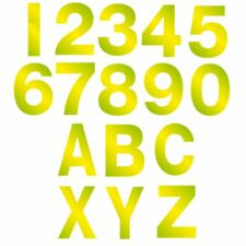 Jpg - Decal numbers lettersusaf modern stencil lettersnumbers whitedecal