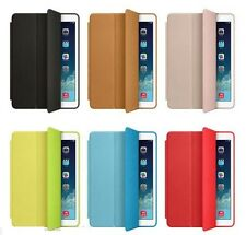 Superior Leather MagneticTri Fold with Stand Smart flip case Apple iPad Mini 4
