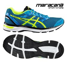 ASICS GEL EXCITE 4 ISLAND BLUE - SAFETY YELLOW-BLACK SCARPA RUNNING