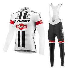 Ropa ciclismo entretiempo: Giant 2 tour 2016 maillot cycling otoño pants jersey
