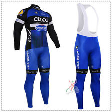 Ropa ciclismo entretiempo: Etixx Q. tour 2016 maillot cycling otoño pants jersey