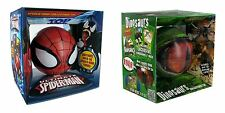 Top Trumps Collectors Tins - Spider Man & Dinosaurs - FREE P&P
