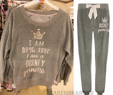 Primark  Ladies DISNEY I AM 99% SURE I AM A DISNEY PRINCESS Loungewear Pyjamas