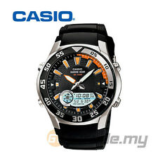 CASIO OUTGEAR AMW-710-1AV Marine Gear Watch | Tide.G Moon.P WR100m