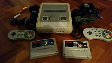 Super Nintendo Entertainment System Grau Spielekonsole (PAL)
