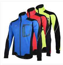 Sports Cycling Clothes Bike Bicycle Fleece Jersey Long Sleeve Clothing