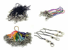 Mobile Cell Phone Mp3 Usb Lanyard Strap With Lobster Clasp Cords 62mm