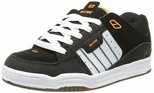 Scarpe Uomo GLOBE Fusion Black White Orange 41 42 43 44 45 46