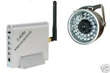 Mini Wireless 2.4GHz CCTV Camera with Sound and Receiver