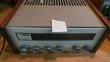 ARMSTRONG 127M  amplifier stereo single ended vintage  valve amp #1