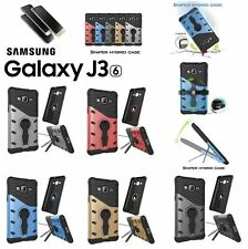 Etui Coque housse Antichocs Shockproof ARMOR Case cover Samsung Galaxy J3 2016