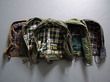Barbour Waxed Hood Hoods Small Medium Large XL Extra A127 A128 A411 Styles Vtg