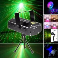 LED Laser LICHT Projector für DJ Disco Bar Stage Party Lighting mini Modell-Wahl