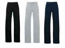 Fruit of the Loom Lady Fit Grey/Navy/Black Sweat Pants Bottoms Jogging XS-XL