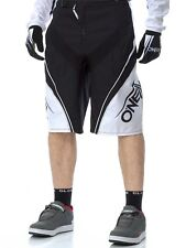 Oneal Black-White 2018 Element FR Blocker MTB Shorts