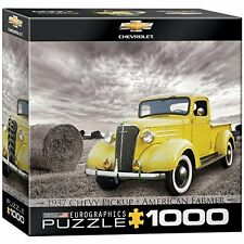 EuroGraphics 1937 Chevy Pickup Truck Jigsaw Puzzle (Small Box) (1000-Piece)