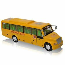 Yellow School Bus Bump and Go - Kids Toy Action - Lights and Sound - Changes Di