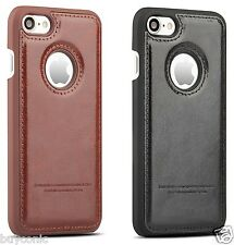 Vintage Leather Back Cover case For Apple iPhone 7, iPhone 7 PLUS Back Cover