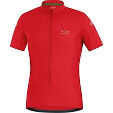 (TG. Large) GORE BIKE WEAR, Maglia Ciclismo Uomo, Maniche corte, GORE Selected F