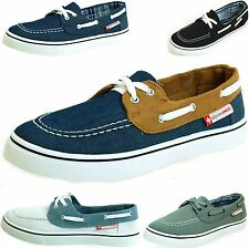 AlpineSwiss Antigua Mens Boat Shoes Lace Up Loafer Deck Moccasin Oxford Sne