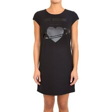 LOVE MOSCHINO Vestito LOVE MOSCHINO Donna IG090W V F16 01 S 2781-C74 Nero