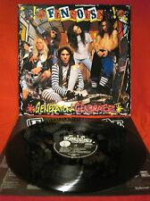 "Funhouse* - Generation Generator LP. 12"" Vinyl 1990 German Press-Rock/Hard/Metal"