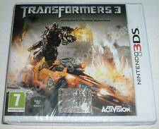 3DS (PAL) - TRANSFORMERS 3 Stealth force edtion - Nuovo SIGILLATO Nintendo