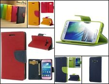 Mercury Diary Wallet Case Flip Cover With Stand For Samsung Galaxy E7