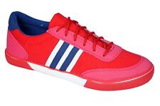 EGO BARND MENS RED CASUAL SNEAKERS CANVAS SHOES