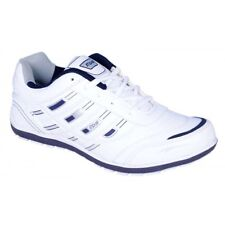 RBS New Mens White Blue Sports Shoes Profit-6