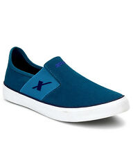 Sparx Brand Mens Blue Casual Canvas Slipons Sneakers Shoes 214