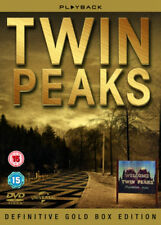Twin Peaks: Collection (Definitive Edition) [DVD] tv david lynch new sealed