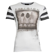 RELIGION Clothing T-Shirt pour hommes LAST BUS - NEUF