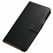 For Apple Iphone 7 Genuine Leather Premium Flip Cover Wallet Case