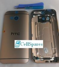 Back/Rare Alloy Housing Cover For HTC One M8