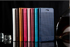 Luxury Leather Card Wallet Flip Stand Case Cover for Apple iPhone 6 6S Plus