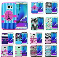 Magnetic Flip PU Leather Wallet Stand Case Cover For Samsung Galaxy S3 4 5