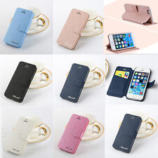 """Luxury PU Leather Wallet Flip Cover Case For Apple iPhone 6 / 6S Plus 4.7"""""""