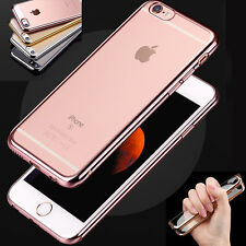 [Ultra Hybrid] Slim Shockproof Cover Clear Case for Apple iPhone 5 5S SE 6